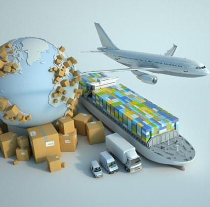 ERP-System für den Außenhandel