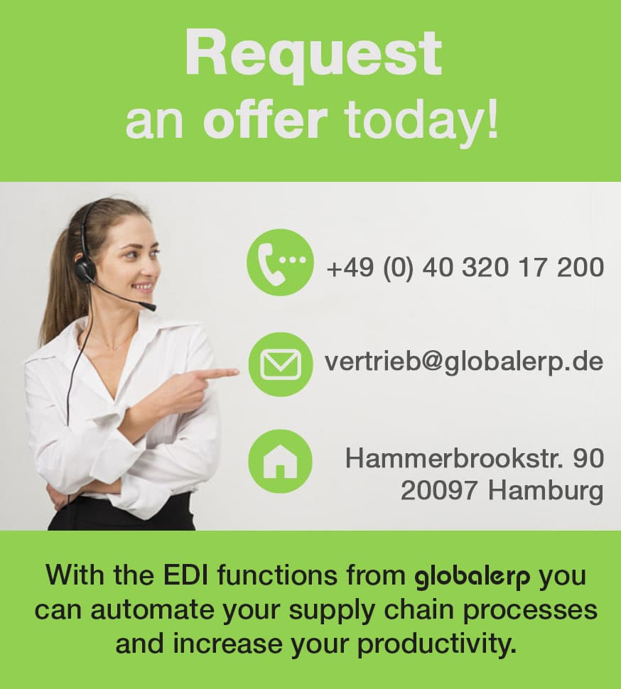 Ask an EDI-Offer today