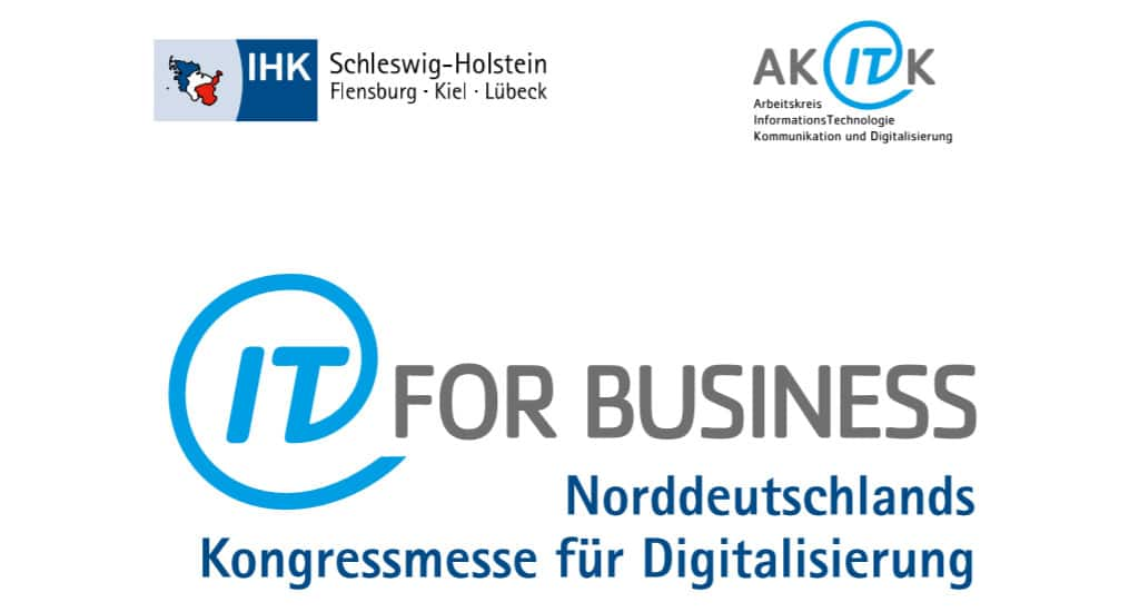 globalerp bei der Messe IT for Business Lübeck