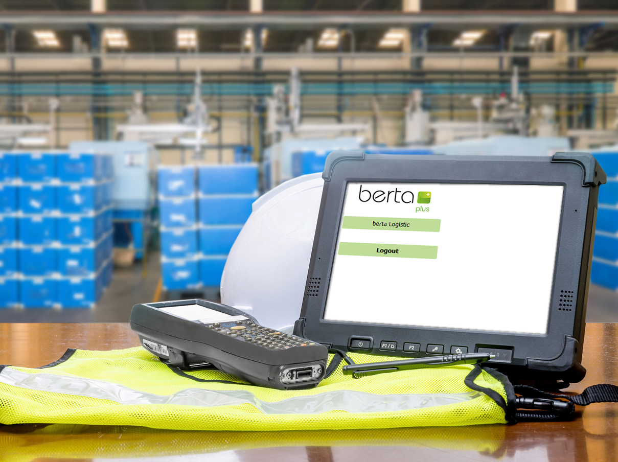 bertaplus Warehouse Logistics